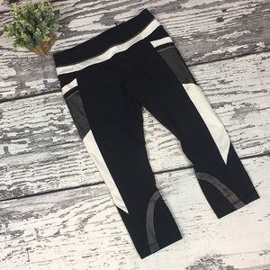 Lululemon Run: Inspire Crop II - Size 8